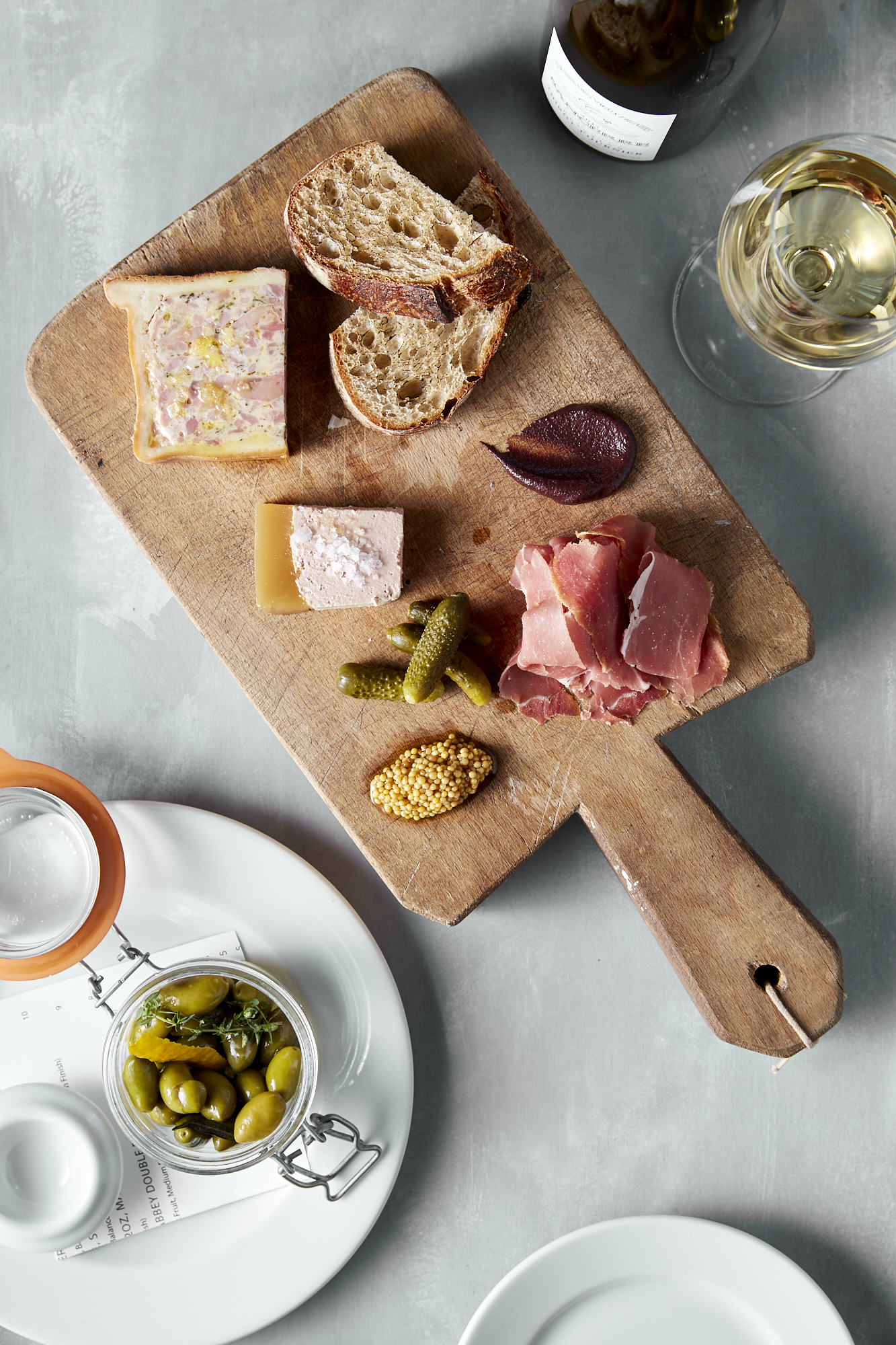 Katie Newburn | San Francisco Bay Area Food and Lifestyle Photographer | Charcuterie Board