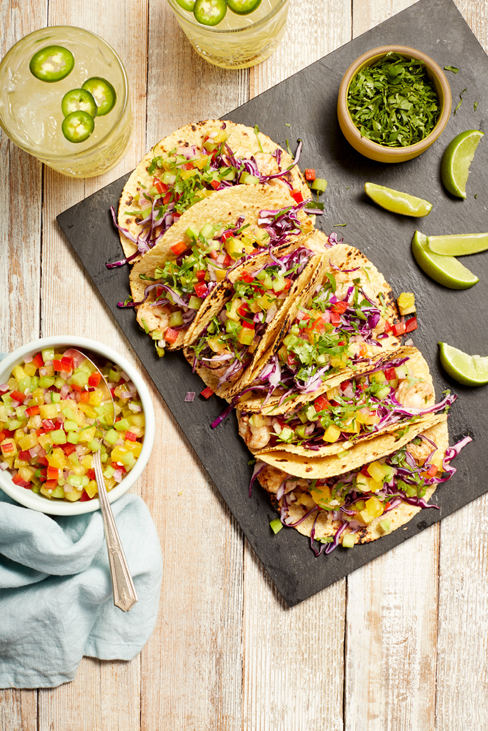 Katie Newburn | San Francisco Bay Area Food and Lifestyle Photographer | Tacos