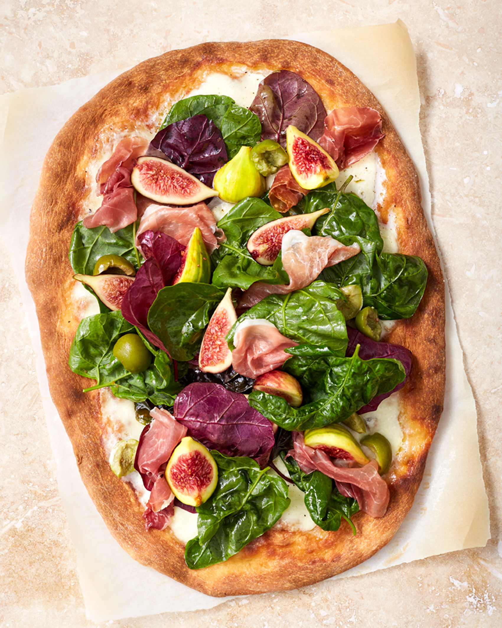 Katie Newburn | San Francisco Bay Area Food and Lifestyle Photographer | Healthy Pizza