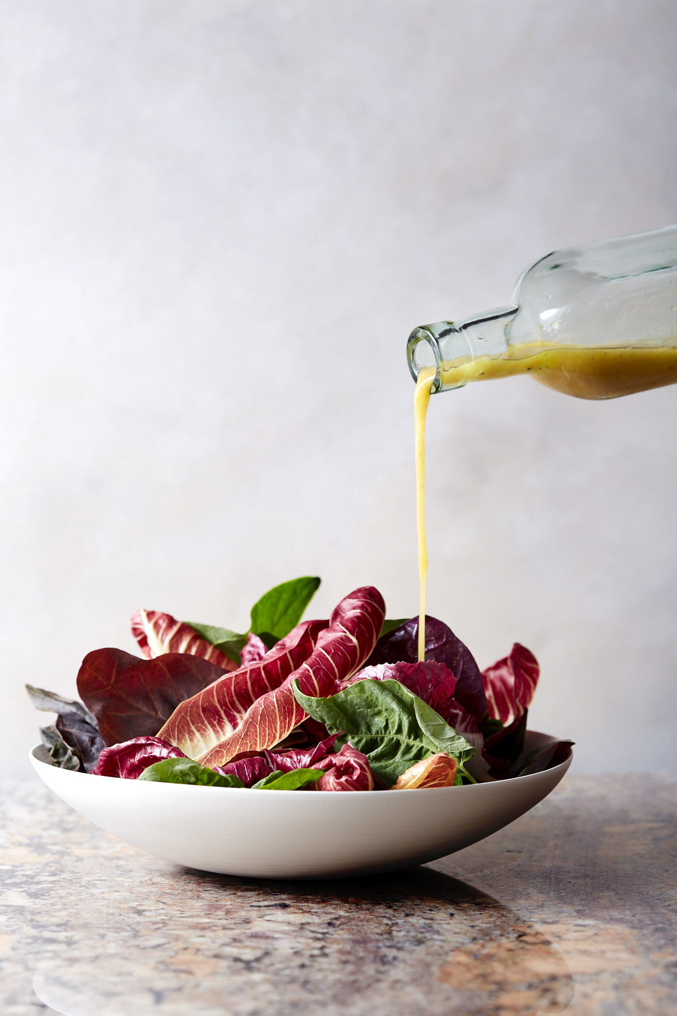 Katie Newburn | San Francisco Bay Area Food and Lifestyle Photographer | Salad Dressing