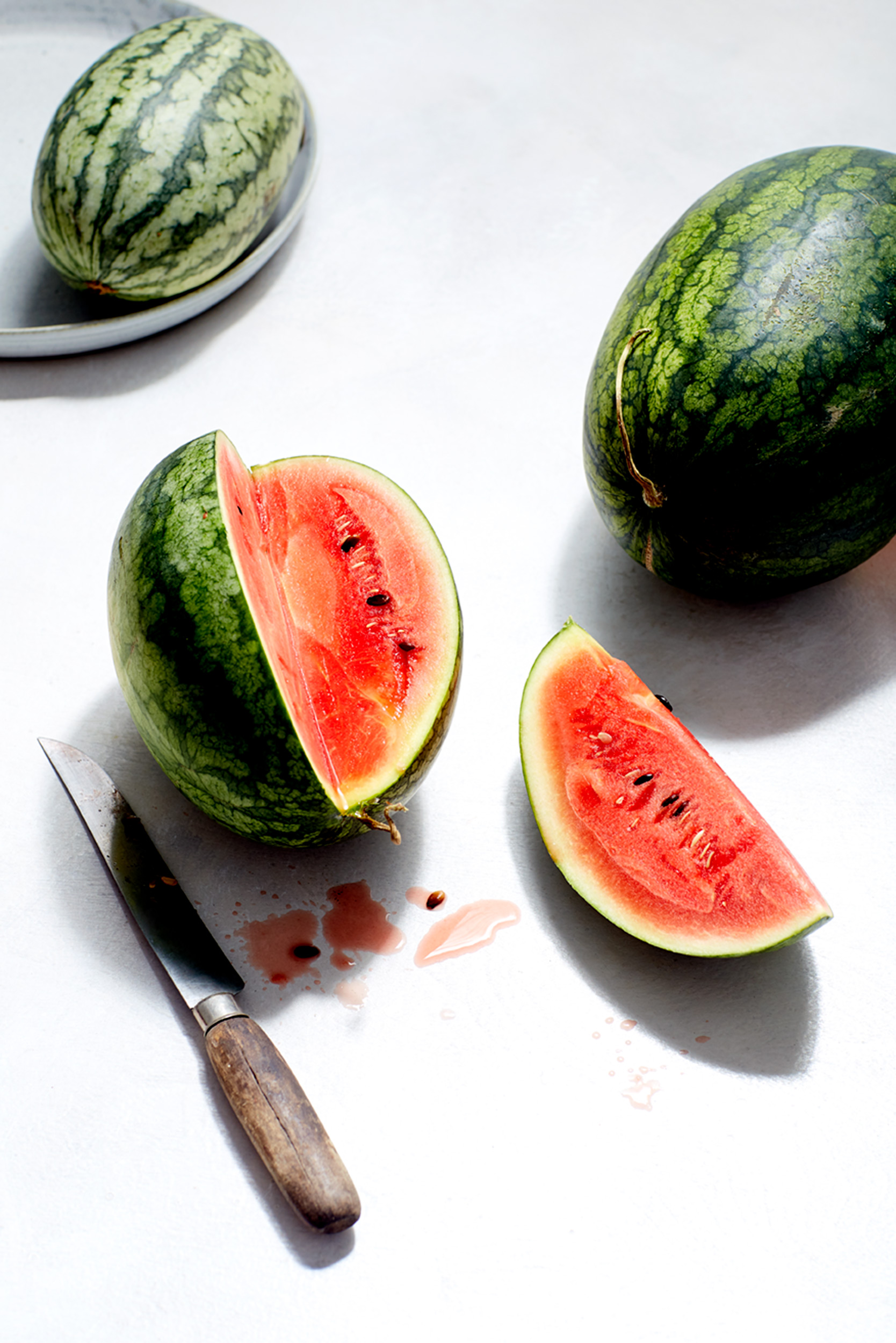 Katie Newburn | San Francisco Bay Area Food and Lifestyle Photographer | Watermelon