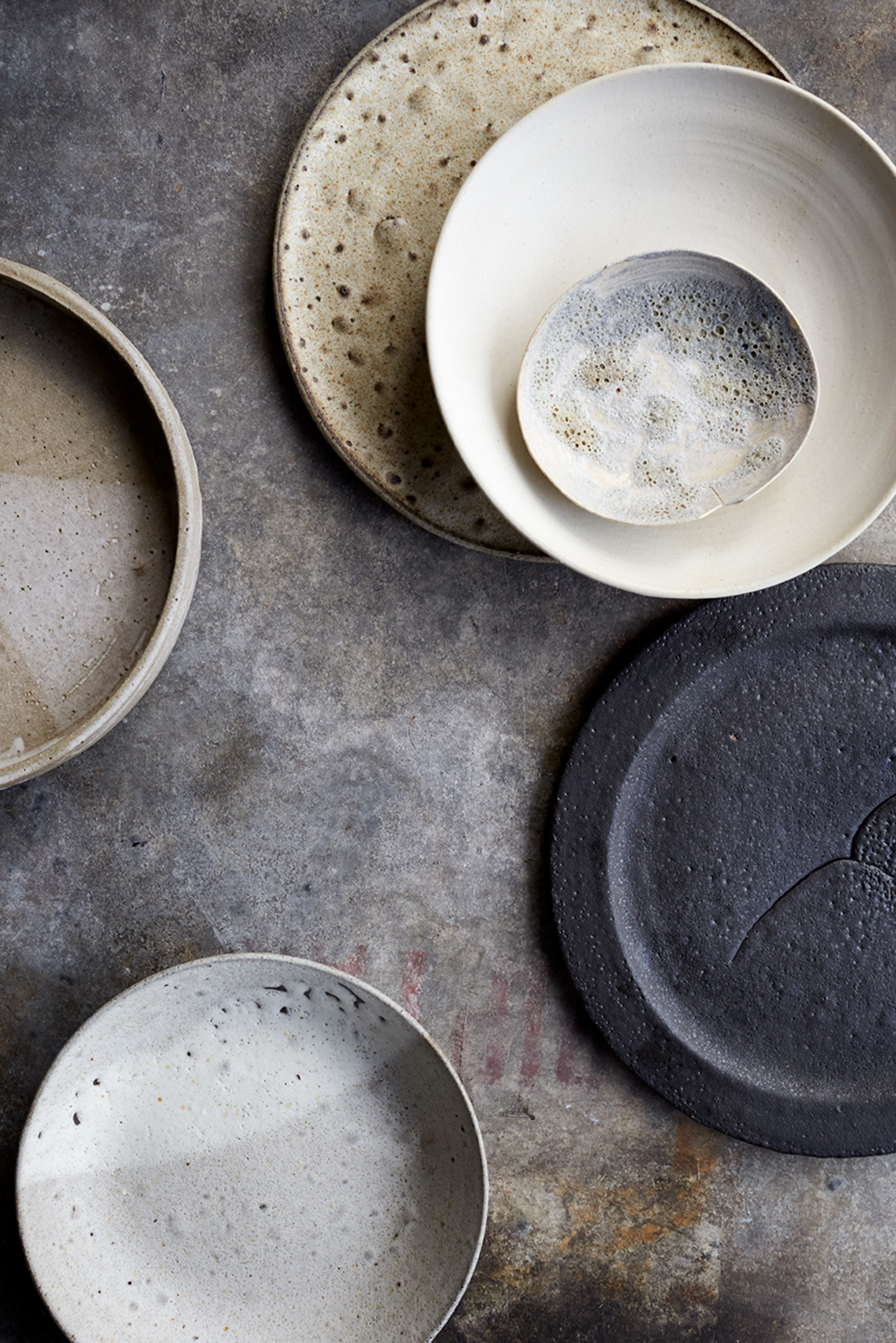 Katie Newburn | San Francisco Bay Area Food and Lifestyle Photographer | Janaki Larsen Ceramics