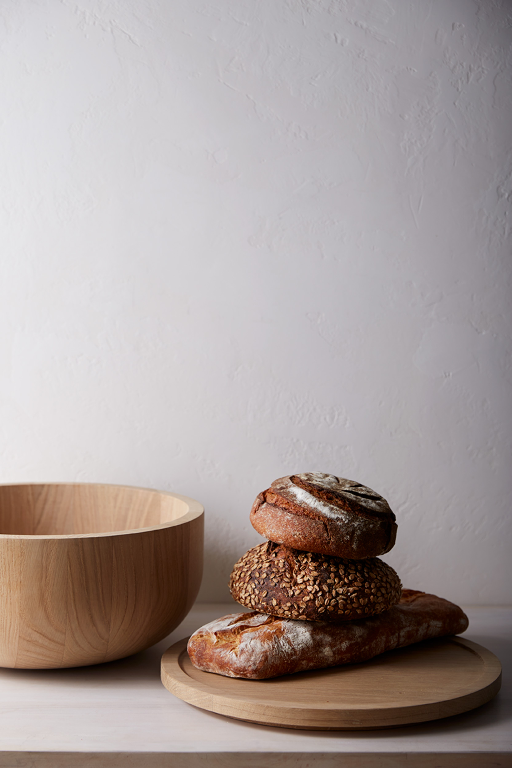 Katie Newburn | San Francisco Bay Area Food and Lifestyle Photographer | Bread