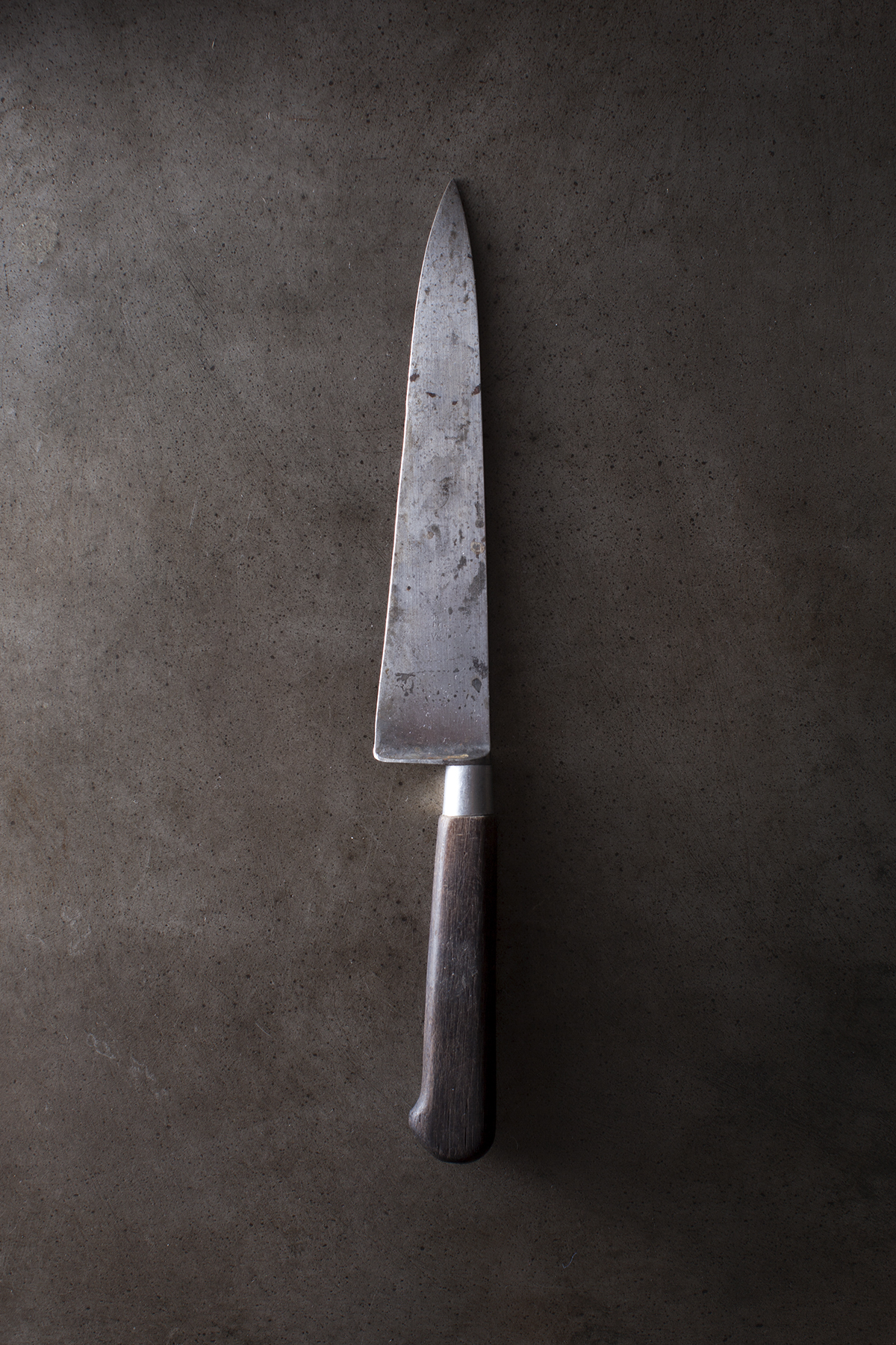 Katie Newburn | San Francisco Bay Area Food and Lifestyle Photographer | Still Life of Knife
