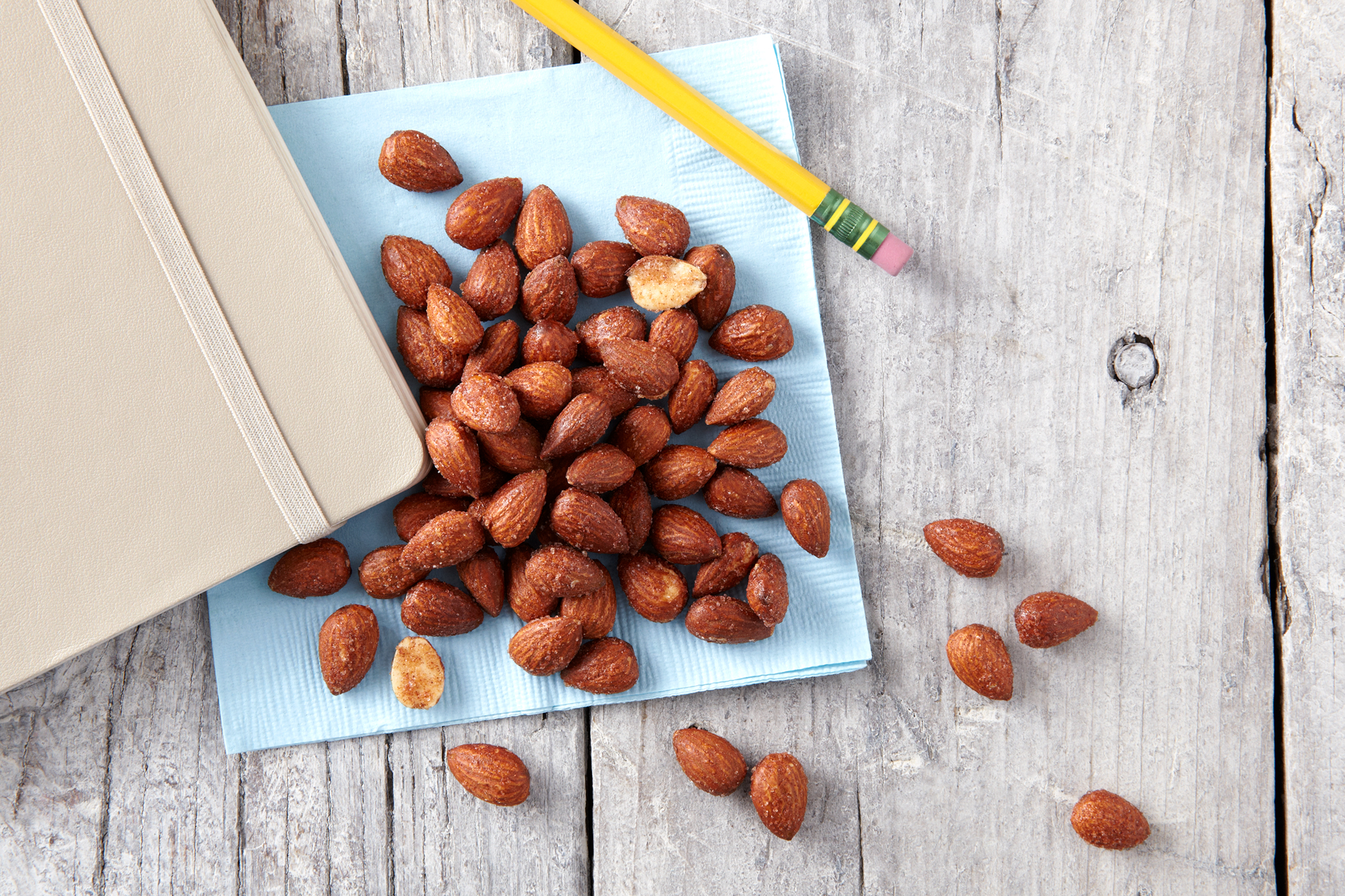 Katie Newburn | San Francisco Bay Area Food and Lifestyle Photographer | Nature Box Almonds
