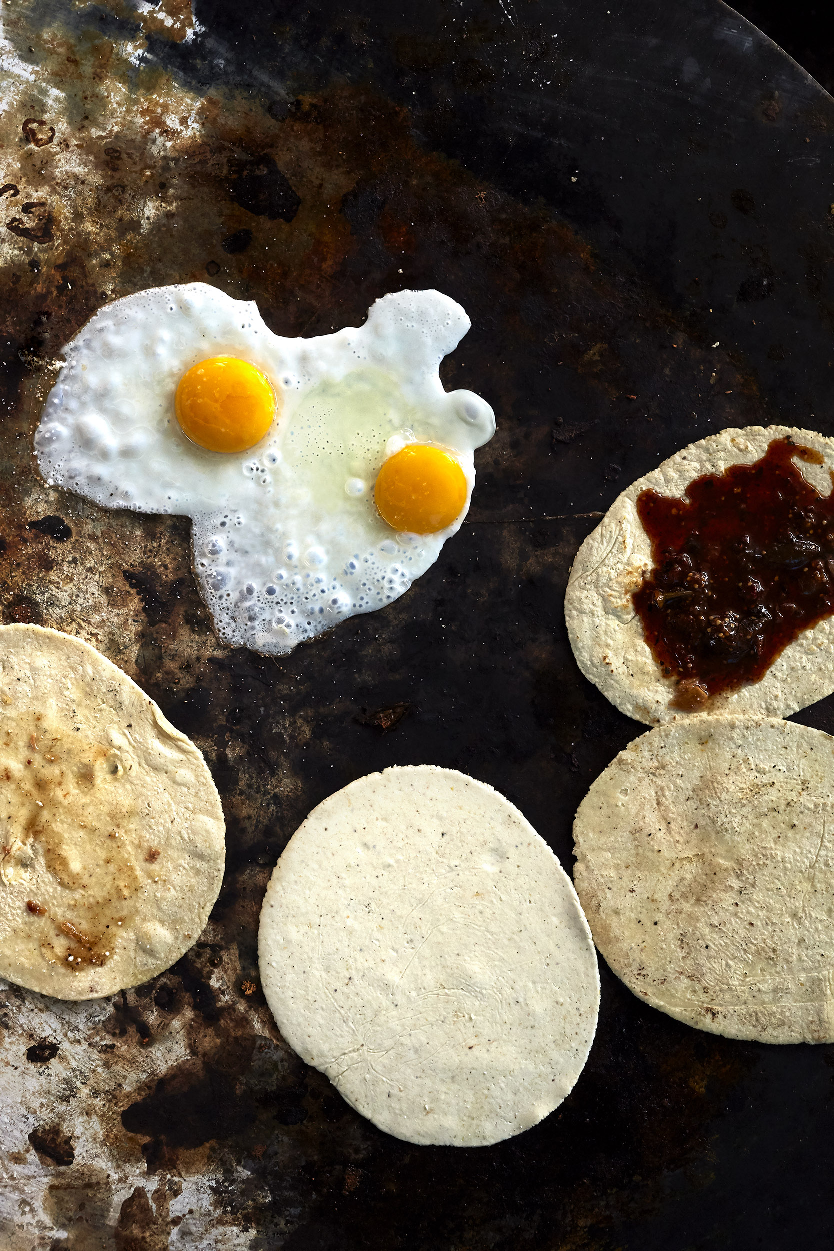 Katie Newburn | San Francisco Bay Area Food and Lifestyle Photographer | Oaxaca Tortillas