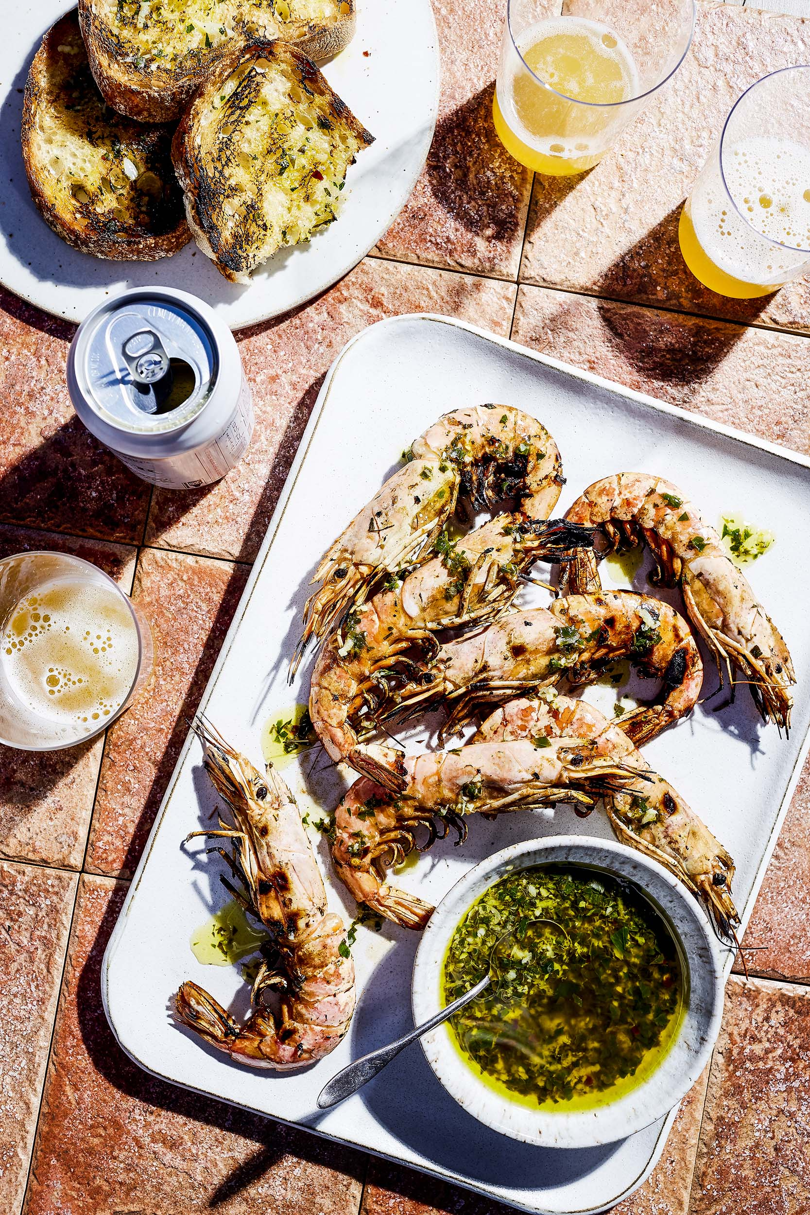 Katie Newburn | San Francisco Bay Area Food and Lifestyle Photographer | SloBurn Shrimp