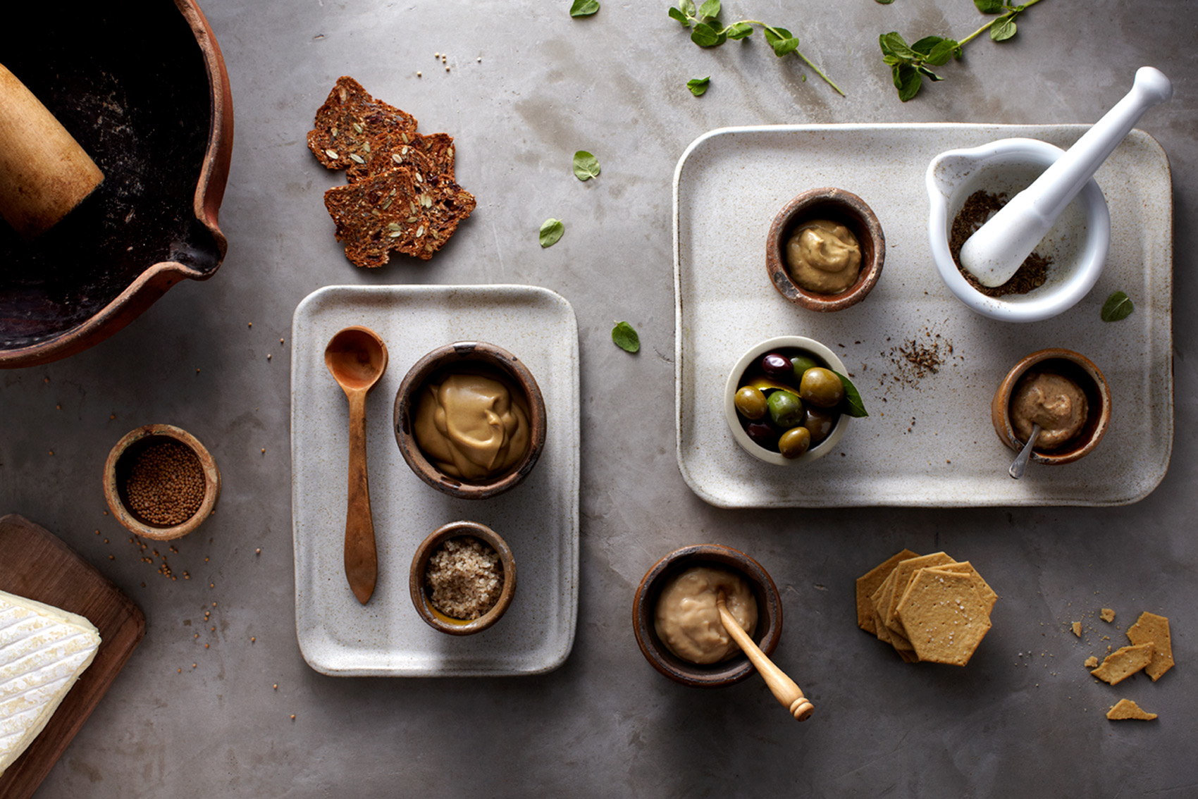 Katie Newburn | San Francisco Bay Area Food and Lifestyle Photographer | Mustard