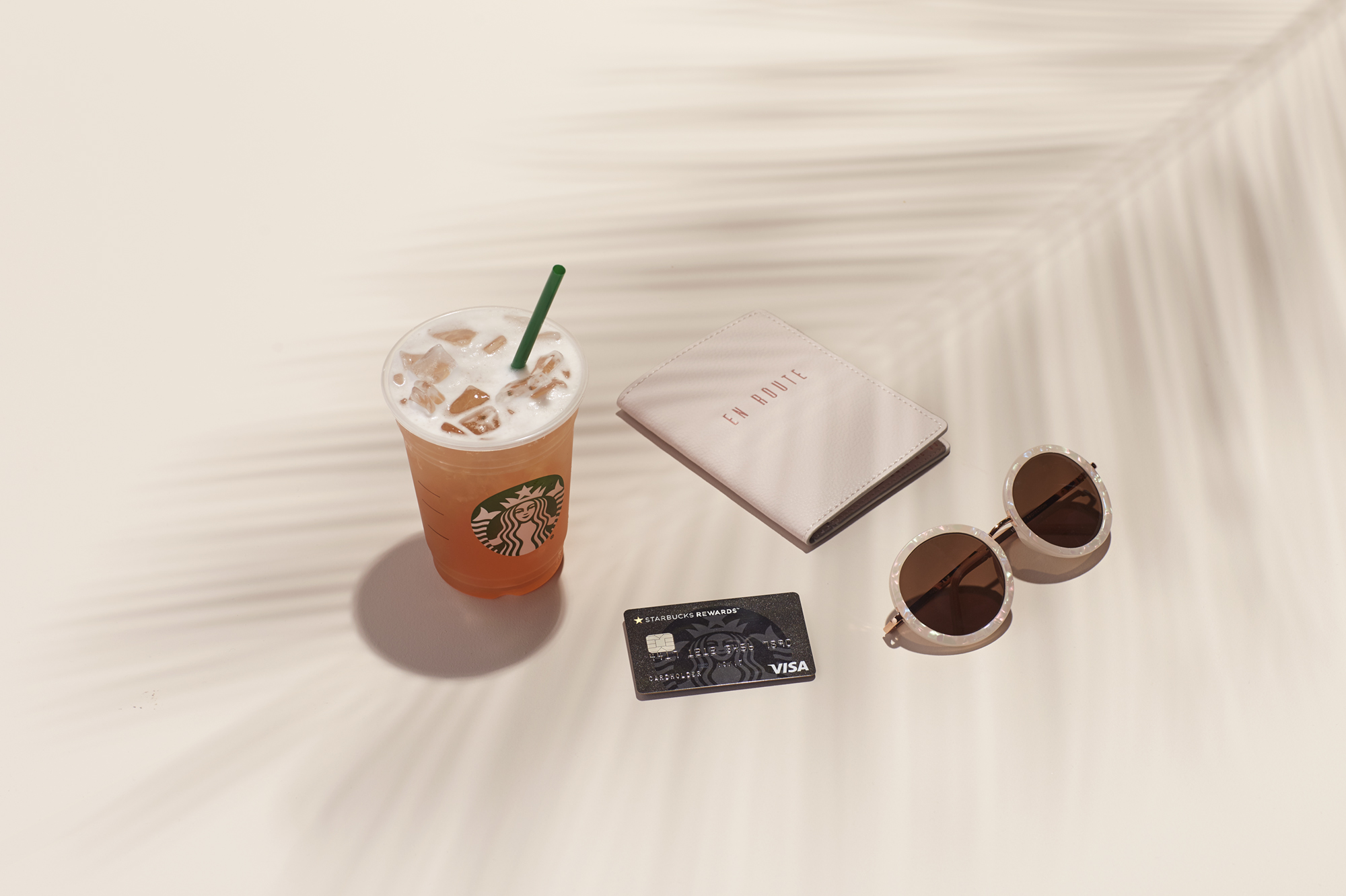 Katie Newburn | San Francisco Bay Area Food and Lifestyle Photographer | Starbucks Iced Tea