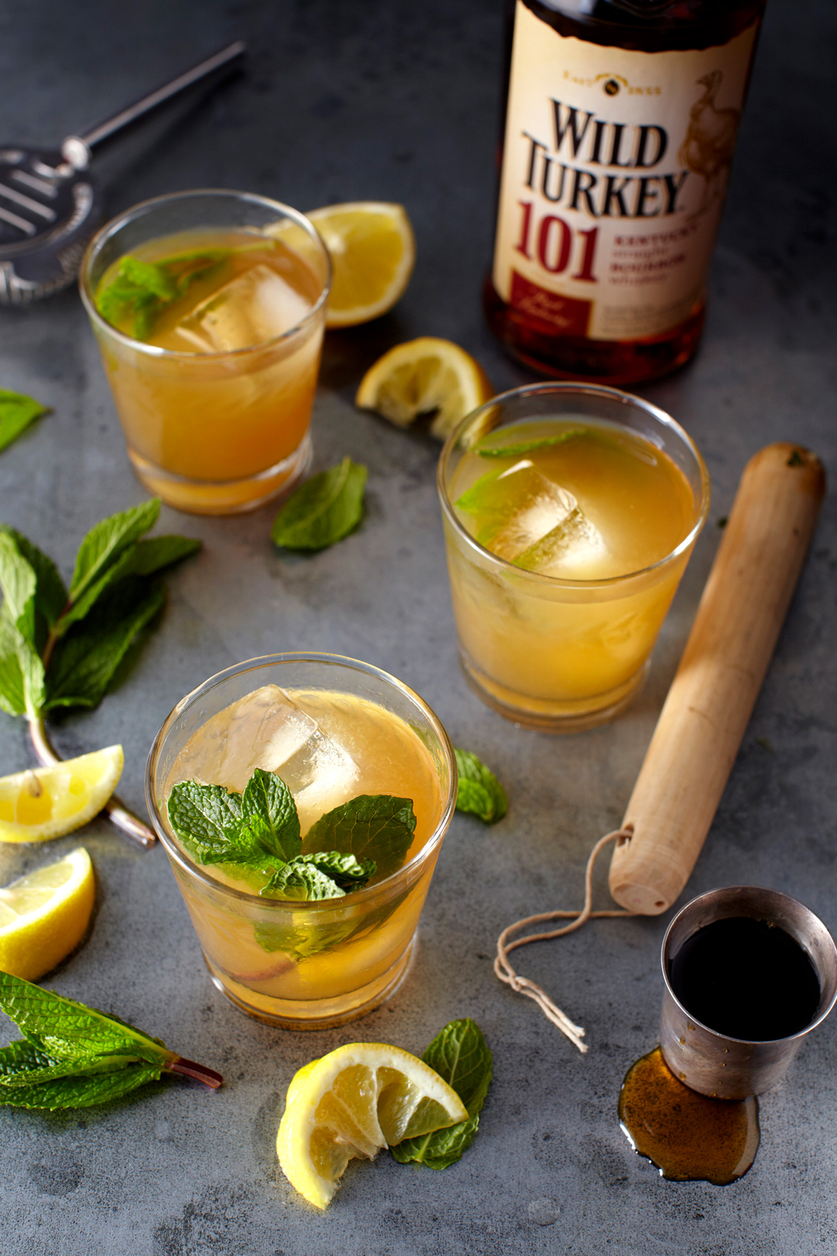 Katie Newburn | San Francisco Bay Area Food and Lifestyle Photographer | Whiskey Smash