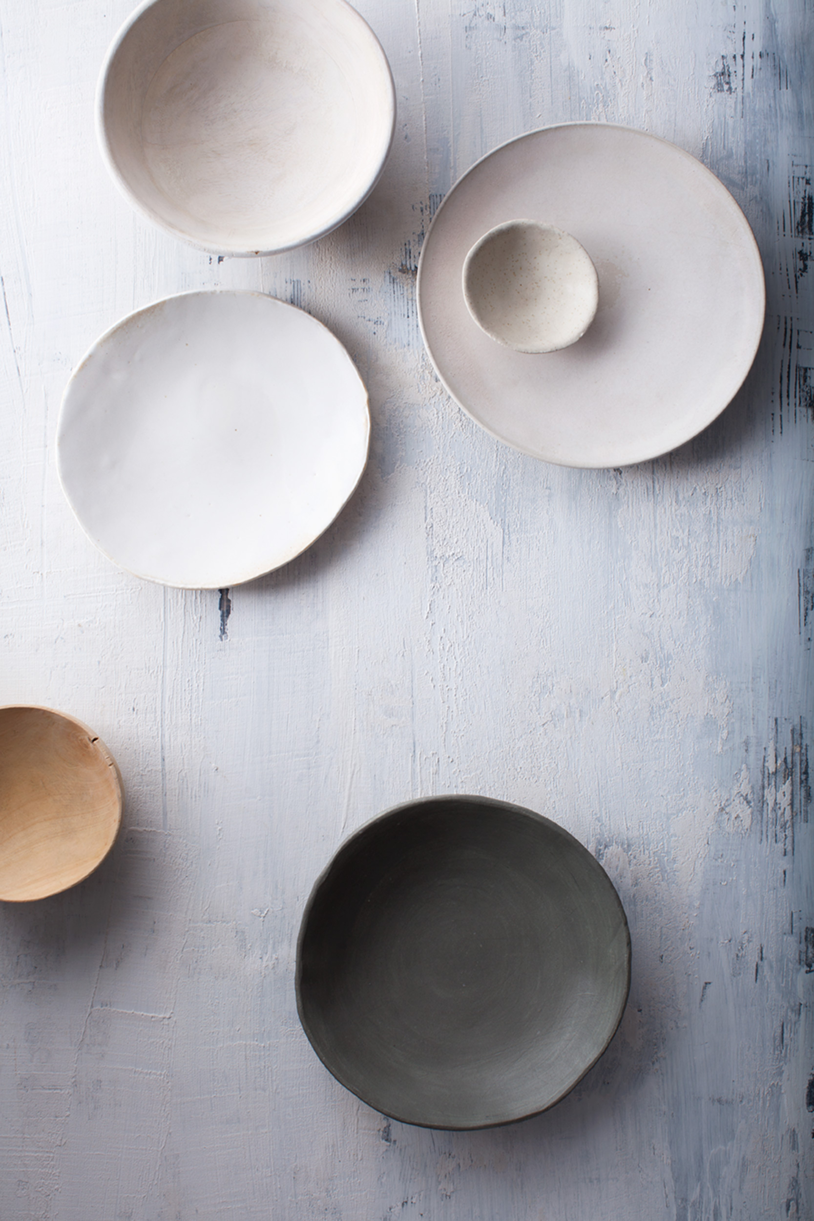 Katie Newburn | San Francisco Bay Area Food and Lifestyle Photographer | Ceramic Still Life