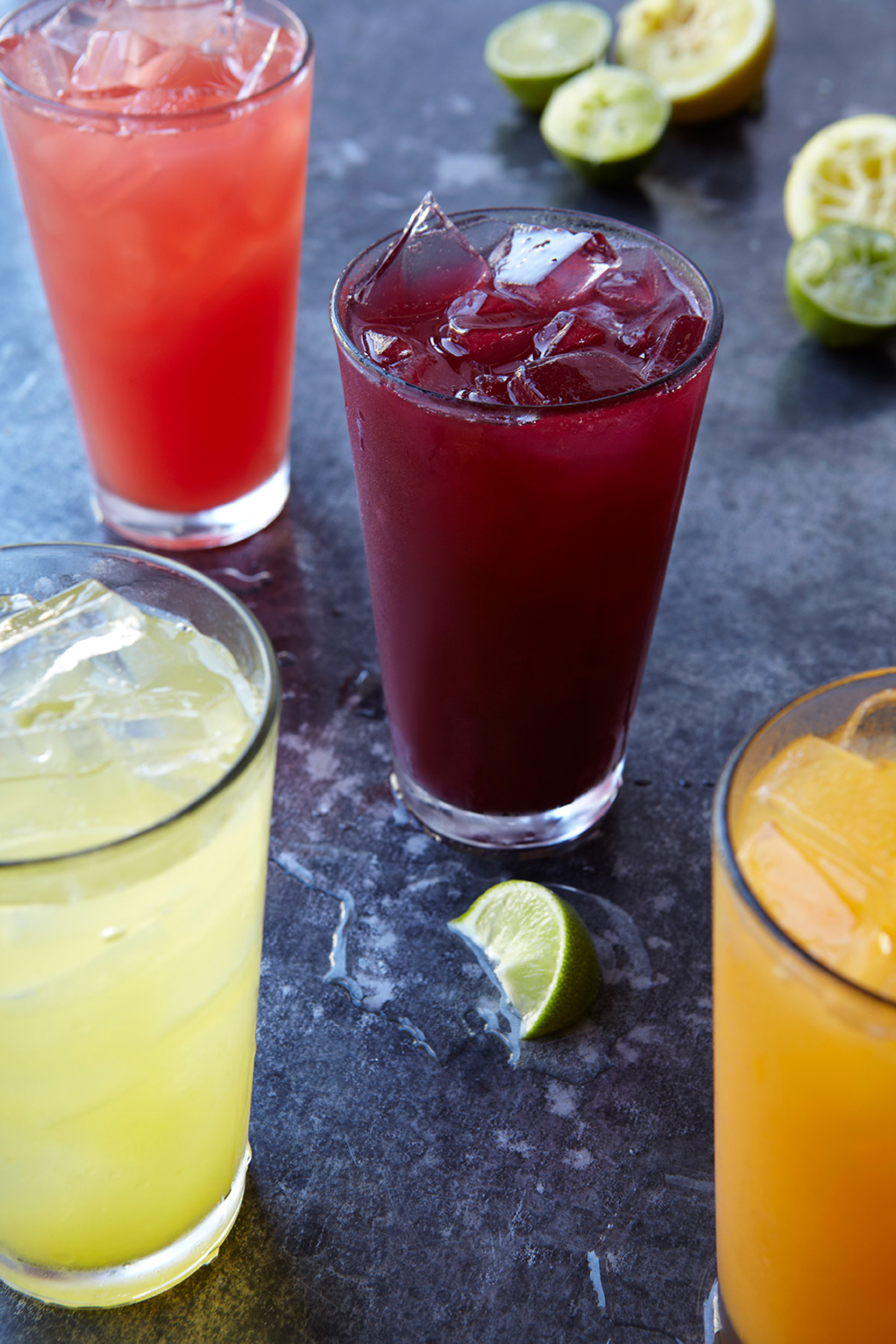 Katie Newburn | San Francisco Bay Area Food and Lifestyle Photographer | Agua Frescas