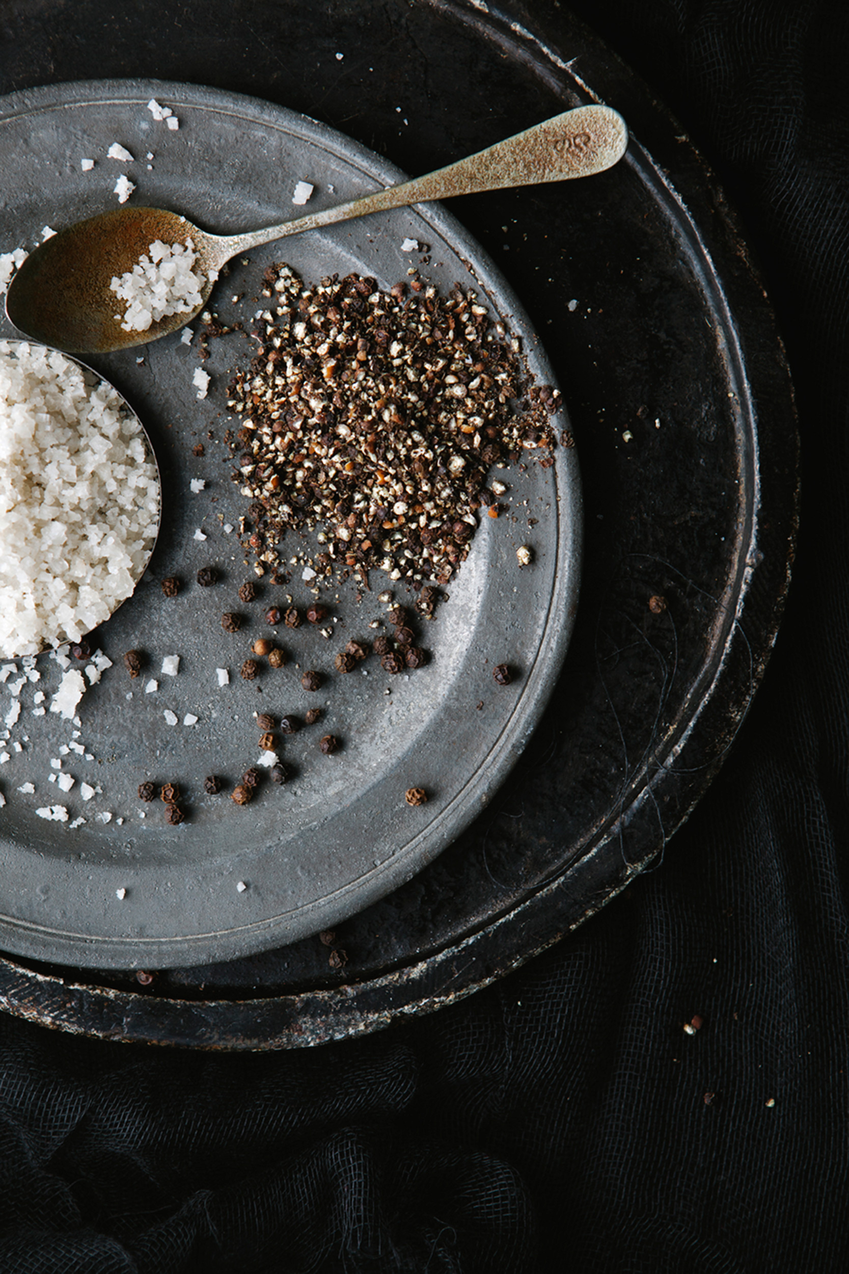 Katie Newburn | San Francisco Bay Area Food and Lifestyle Photographer | Salt and Pepper